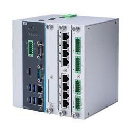 Máy tính công nghiệp không quạt, Máy tính nhúng DIN-RAIL