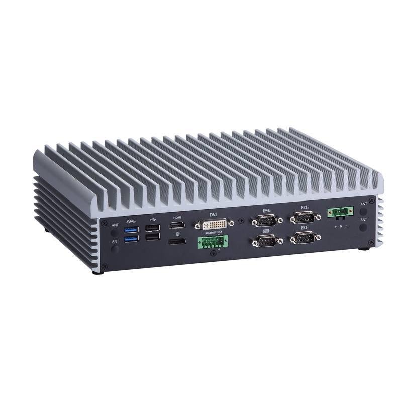 Bộ điều khiển nhúng Motion EtherCAT Master Axiomtek eBOX671-885-FL-ECM