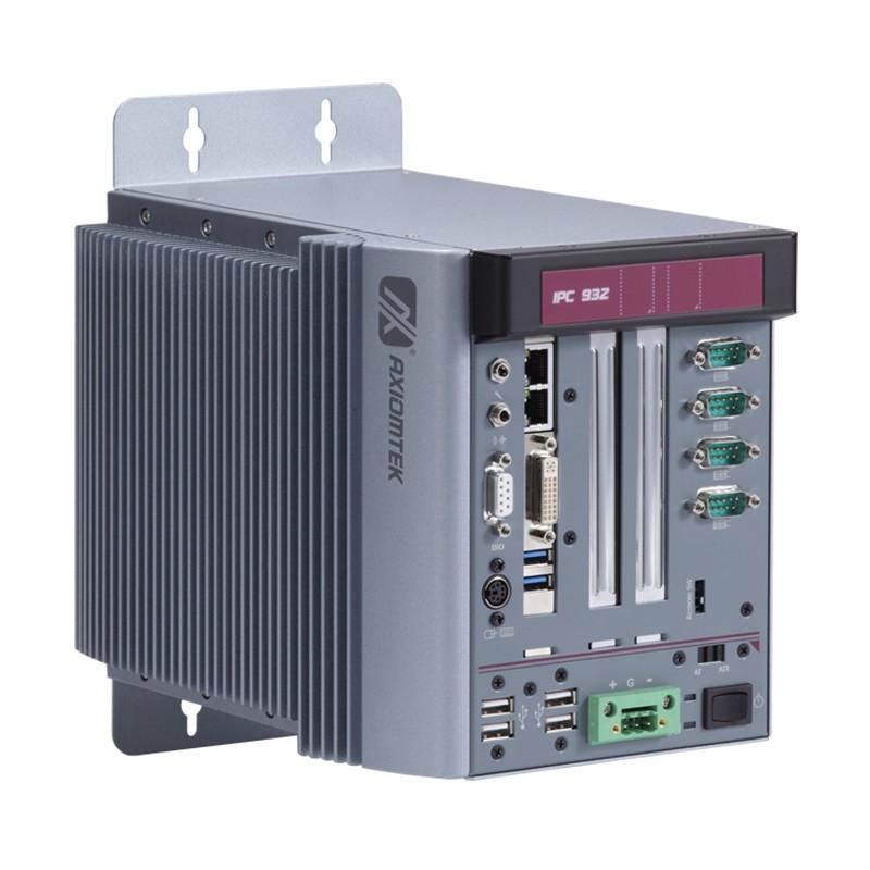 Bộ điều khiển nhúng Motion EtherCAT Master Axiomtek IPC932-230-FL-ECM