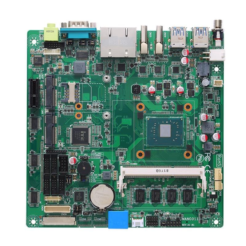 Bo mạch máy tính công nghiệp Mini-ITX Axiomtek MANO311