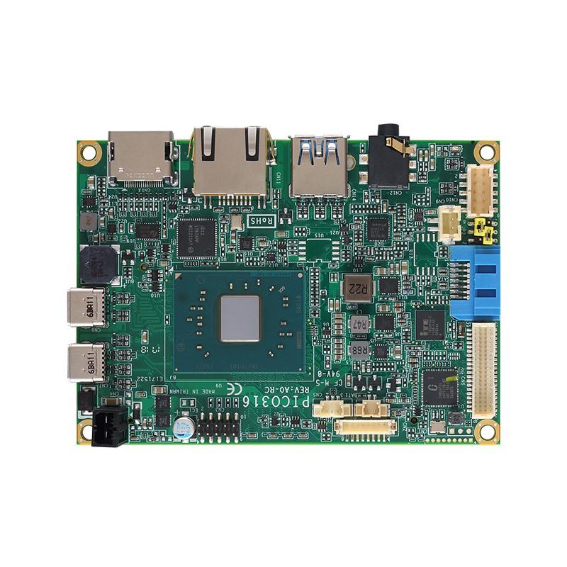 Bo mạch máy tính nhúng Pico-ITX Axiomtek PICO316