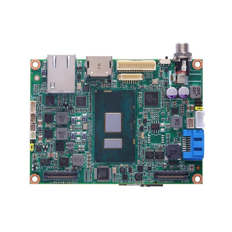 Bo mạch máy tính nhúng Pico-ITX Axiomtek PICO500