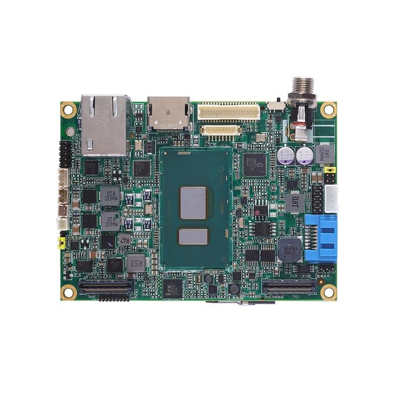 Bo mạch máy tính nhúng Pico-ITX Axiomtek PICO512