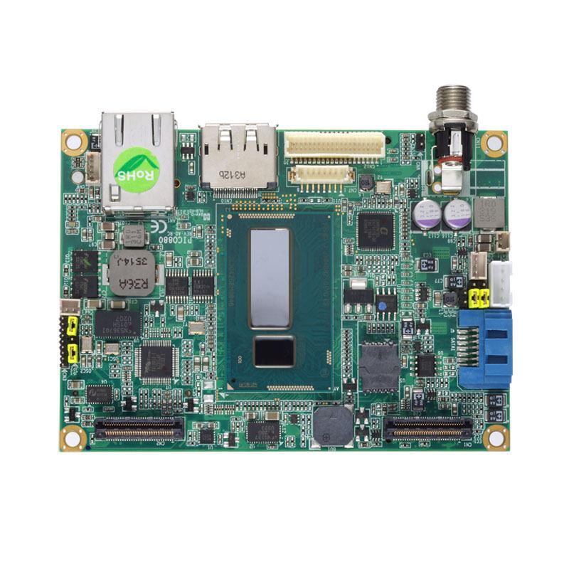 Bo mạch máy tính nhúng Pico-ITX Axiomtek PICO880