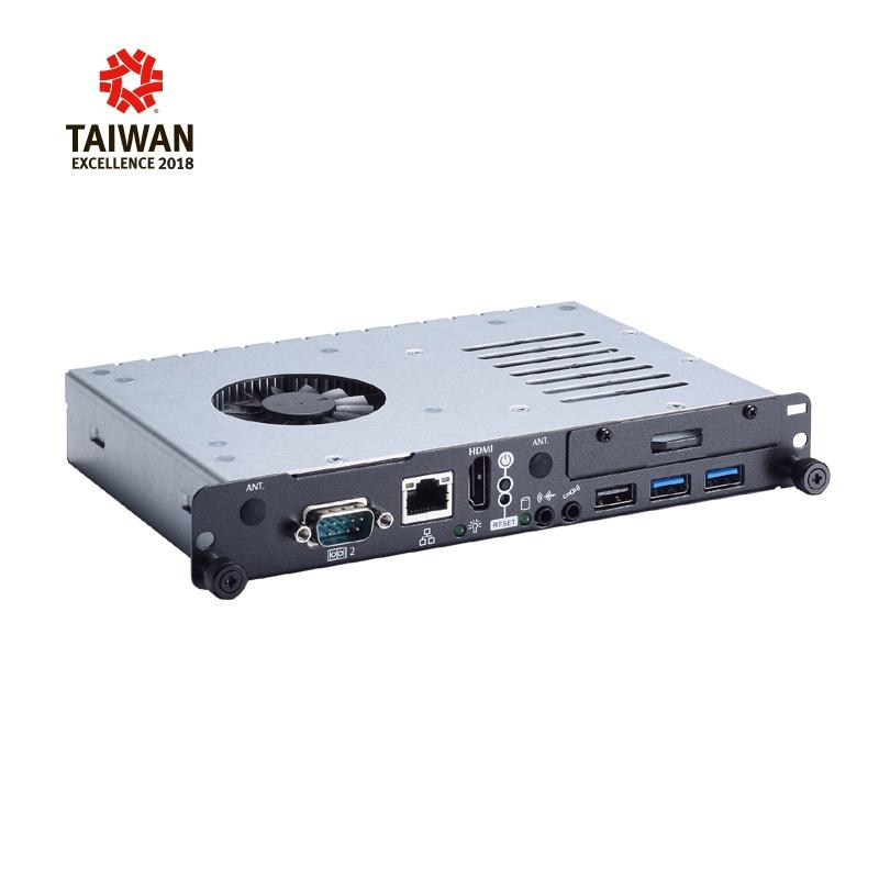 Bộ phát hình kỹ thuật số Axiomtek OPS500-501-H