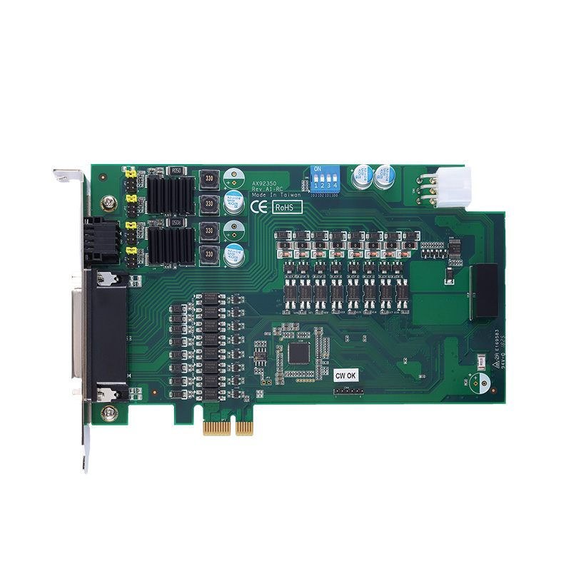 Card I/O Real-Time Vision Axiomtek AX92350