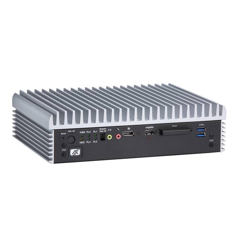 Máy tính công nghiệp không quạt Axiomtek eBOX670-891-FL
