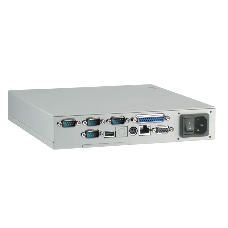 Máy tính công nghiệp không quạt Axiomtek eBOX745-FL500