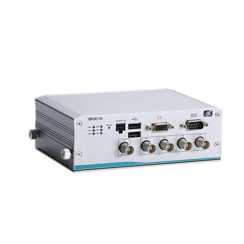 Máy tính công nghiệp không quạt Axiomtek tBOX100-838-FL