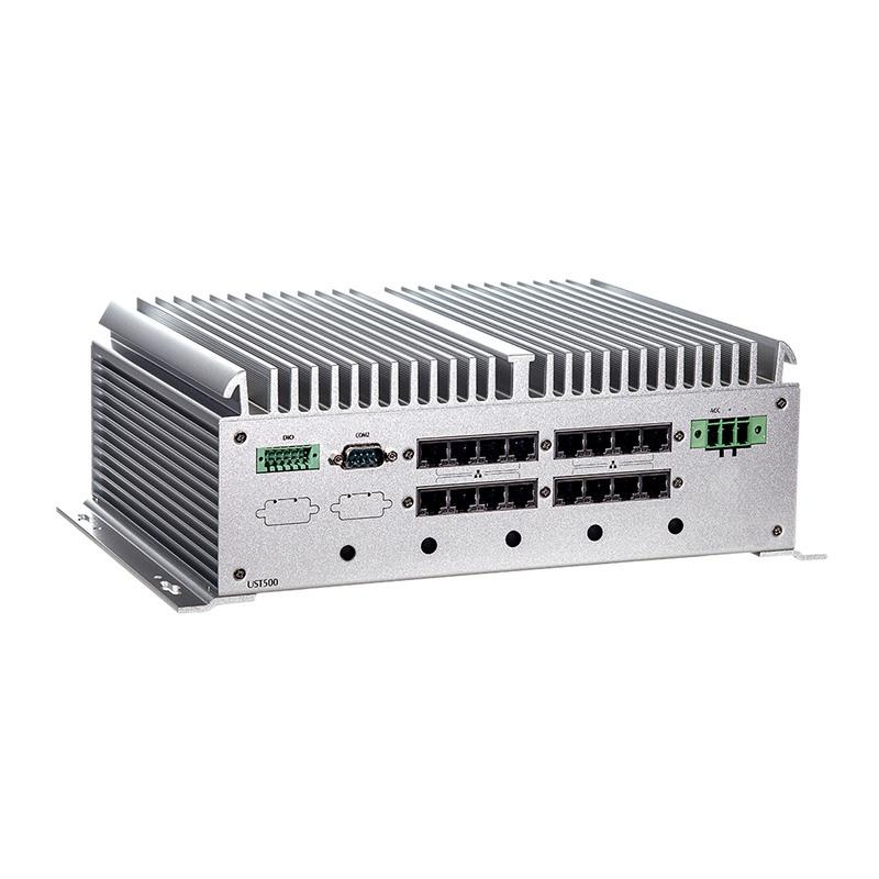 Máy tính công nghiệp không quạt Axiomtek UST500-517-FL