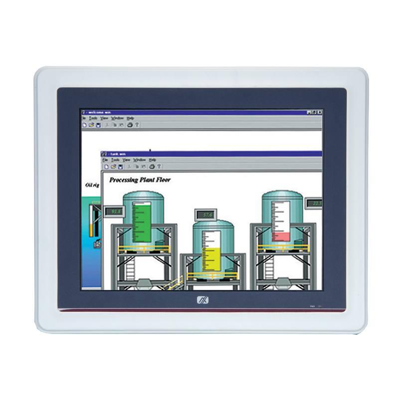 Máy tính công nghiệp màn hình cảm ứng 10.4 inch Axiomtek GOT5100T-845