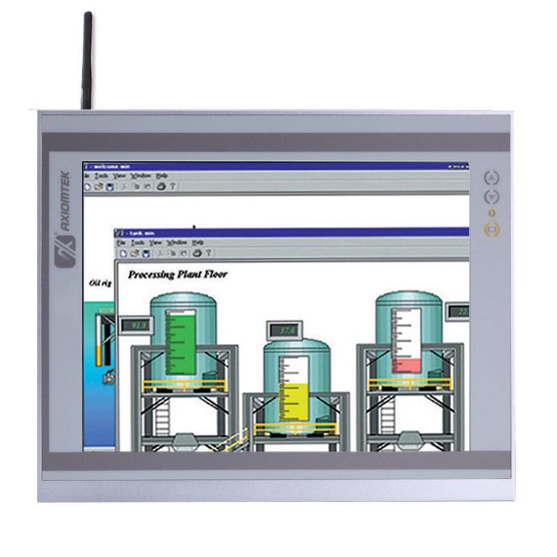 Máy tính công nghiệp màn hình cảm ứng 12.1 inch Axiomtek GOT3126T-834