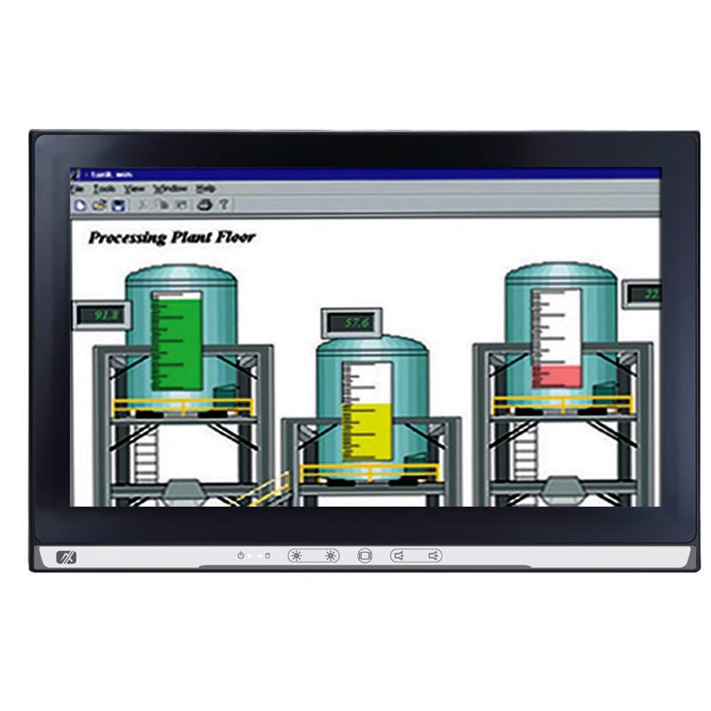 Máy tính công nghiệp màn hình cảm ứng 15.6 inch Axiomtek GOT5153W-834