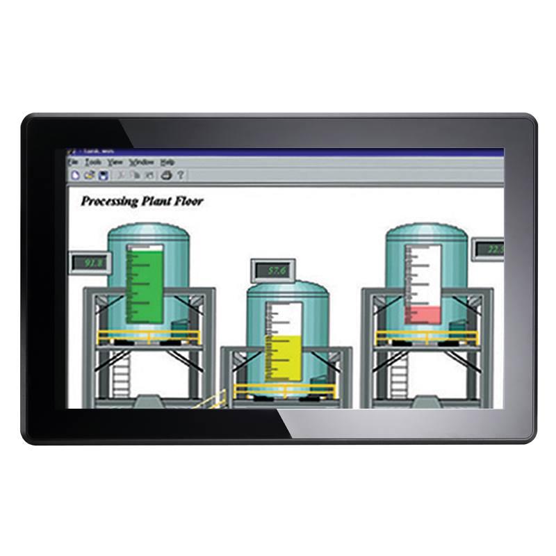 Máy tính công nghiệp màn hình cảm ứng 18.5 inch Axiomtek GOT3187W-881-PCT