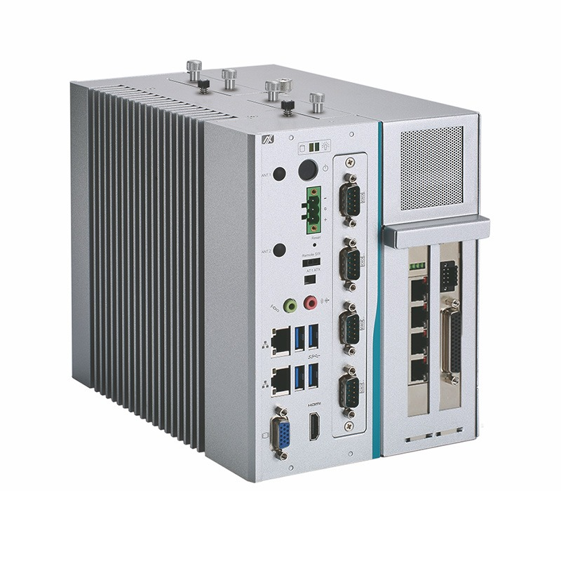 Máy tính nhúng AI-Vision Axiomtek IPS960-511-PoE