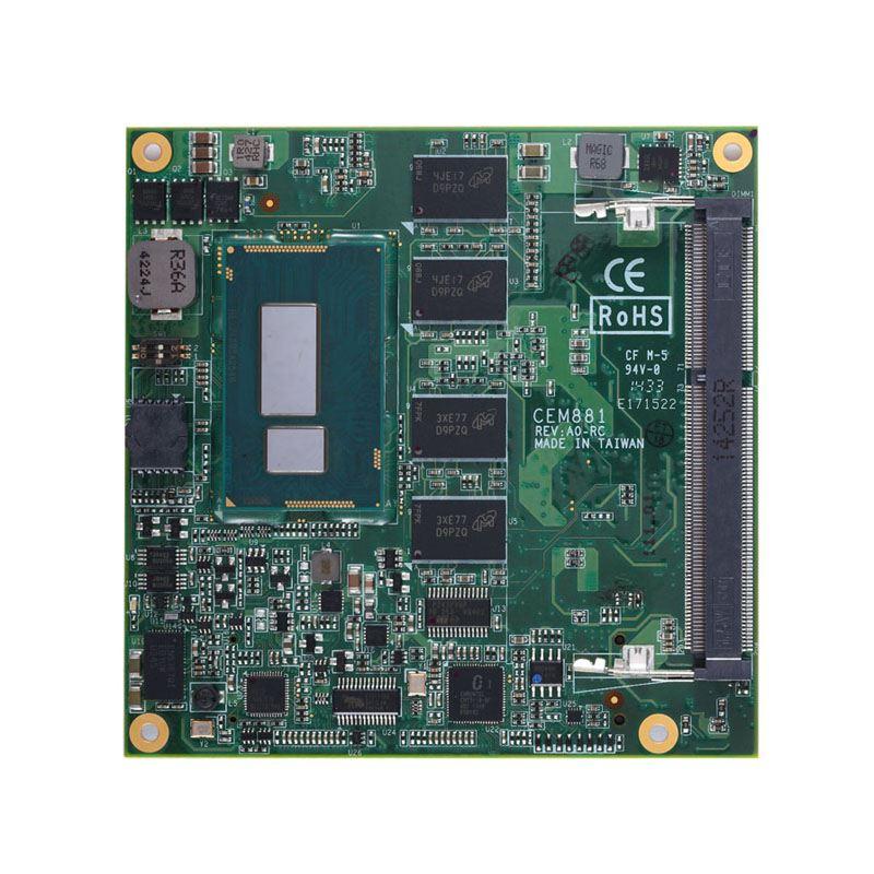 Module COM Express Type 6 Axiomtek CEM881