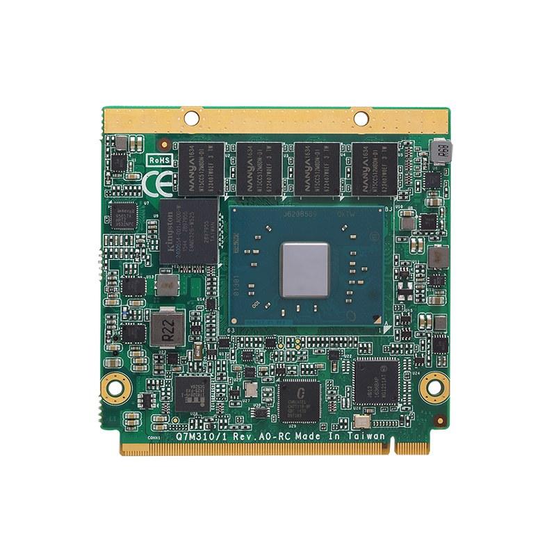 Bo mạch máy tính nhúng Qseven Axiomtek Q7M311