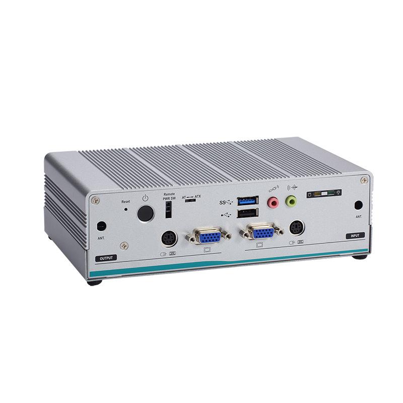 Máy trích xuất dữ liệu Axiomtek IPS810-853-FL