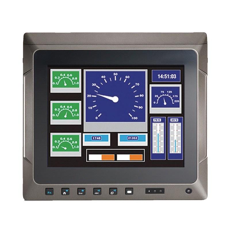 Máy tính công nghiệp màn hình cảm ứng 10.4 inch (In-Vehicle PC) Axiomtek GOT610-837